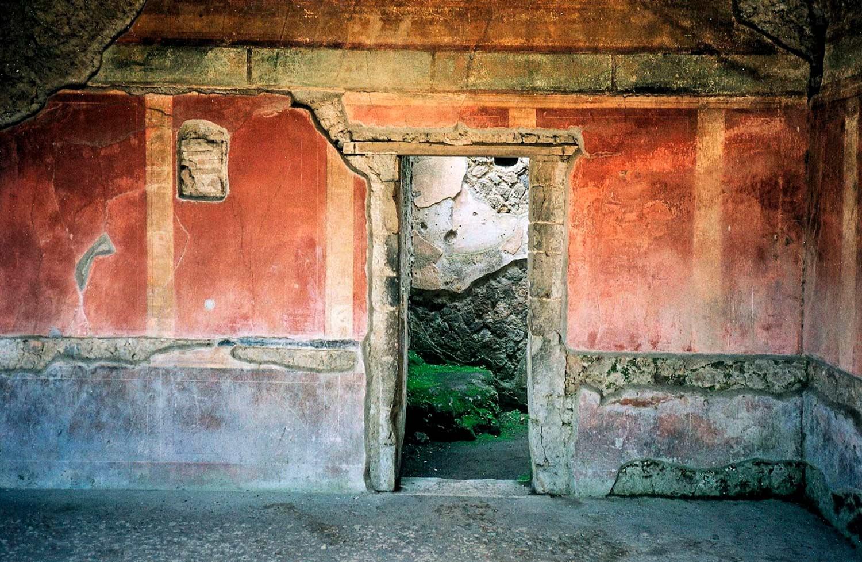 Ancient Villa in Pompeii