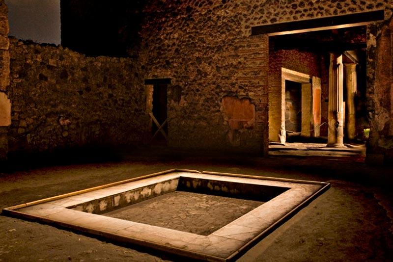 Ancient Villa of Pompeii